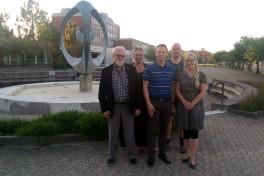 KV17-kandidater: Anders Wolf Andresen, Niels Ulsing, Sara Benzon, Marie-Louise Jørgensen, Bent Roldgaard